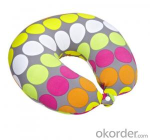 Polystyrene Beads Pillow Great For Travel