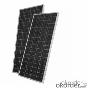 Mono Crystalline Solar Panels with High Quality of CNBM