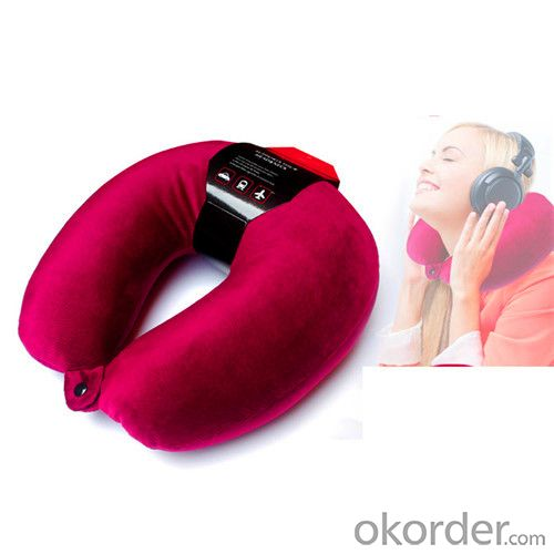 Beads Cushion Pillow for Neck Support and Shoulder Support