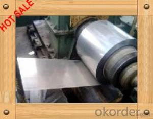 Commodity Cold Rolled Steel Coils (DC01)