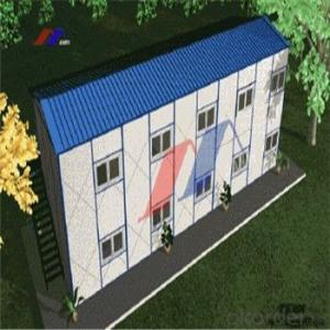 Prefab Steel Frame  Home,Light Steel Prefab Villa,Prefab Modern Steel House
