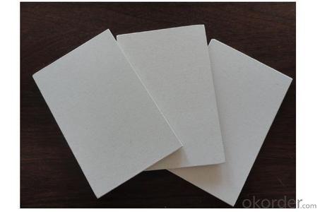 High Aluminium Ceramic Fiber Board  Insulation