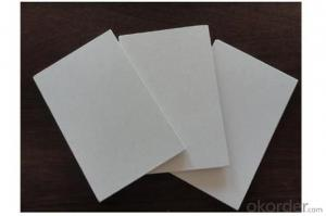 High Aluminium Ceramic Fiber Board  Insulation