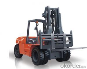 FORKLIFT SERIE - NEW MODEL - Diesel forklift