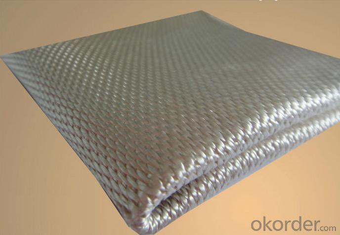 Satin Vermiculite Treated Silica Fabrics
