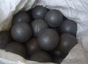 Cement Grinding Ball from China in High Quality Dia 90mm