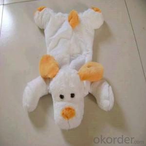Kid Toy Hot Water Bottle with Cover 2000ml 2 Side Rip 100% Safety
