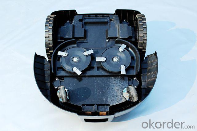 Robot engine lawn mower
