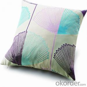 Colorful Home Cushions for Comfortable Sitting
