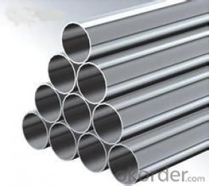 Many varieties Stainless Steel Seamles Pipe 304 ASTM A312
