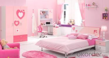 Modern Wooden Children Beds/ Kids Bedroom Furniture