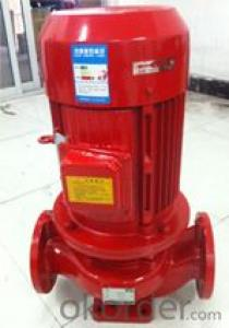 Single-stage Marine Fire Fighting Pumps Unit