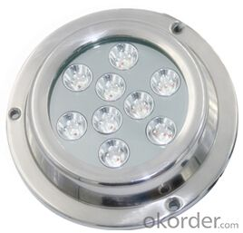Led High Grade Waterproof Light for Under Fresh Water and Sea Water  with UD119G-45W