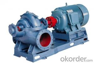 Double Suction Split Casing Centrifugal Pump Unit