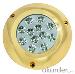 Led High Grade Waterproof Light for Under Fresh Water and Sea Water  with UD145-120W