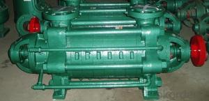 Horizontal Multistage Boiler Feed Water Pump