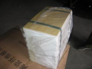 Top Heat Insulation Ceramic Fiber Module HA