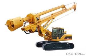 SERIE OTR400D OTR HYDRAULIC PILING RIG MACHINE