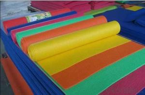 Rubber Yoga Mat with PVC Free and High Strength