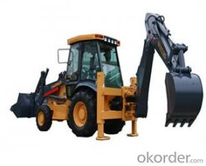 Changlin Brand Backhoe Loader WZ30-25 with 1.0CBM Bucket