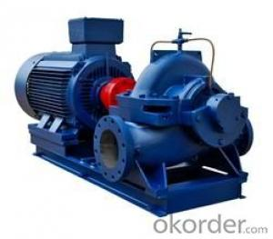 Agricultural Irrigation Double Suction water pump