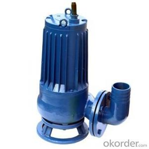 Anti-clogging Submersible Sewage Water Pump AS/AV