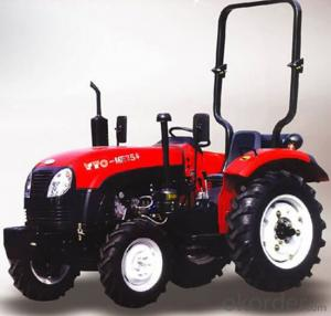 wheel tractor for argriculture reasonable price TE244E