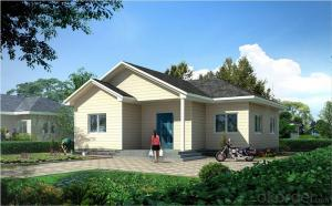 Prefabricated House with CE Certificate Made in China