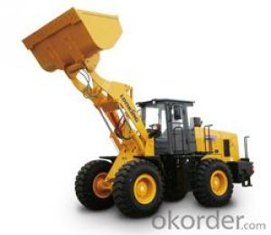 LONKING Brand Wheel Loader CDM856(1) with 3.0CBM Bucket