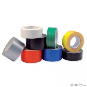 Colorful Polyethylene Cloth Tape Double Sided Custom Made for Wrapping