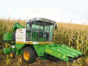 Shifeng corn combine harvester cheap price