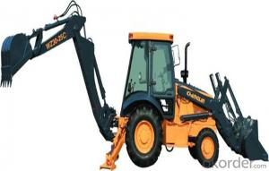 Changlin Brand Backhoe Loader 620CH with 1.0CBM Bucket