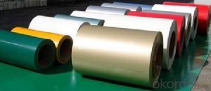 Prepainted Aluminum Coil with PVDF-PE BEST PRICE