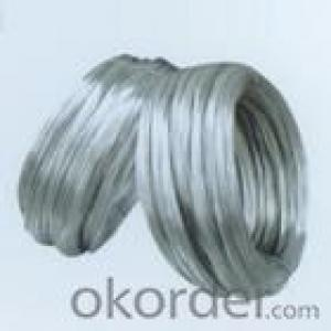 Ele GL wire 0.3mm Galfan wire 5% al-zn alloy coated wire