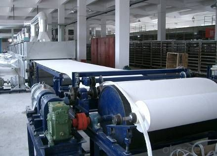 High Pure Heat Insulation Ceramic Fiber Paper STD