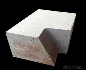 Silica Mullite Brick with Unstandard Shapes