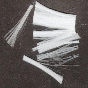 Polypropylene Fiber of Construction Chemical for increasing strength