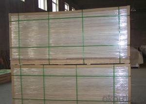 Perforated compressed vermiculite Magnesium oxide wall board