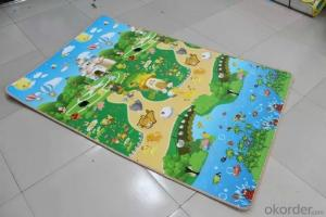 Soften Baby Plastic Play Mat with New Design