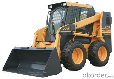 Changlin Brand Skid Steer Loader 275 with 0.53CBM Bucket