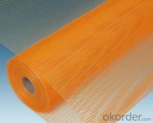 Fiberglass Mesh 145g/m2 5*5mm High Strength