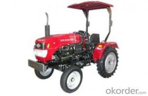 Large horsepower tractor for argriculture