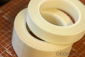 2015 White Double Sided Cloth Tape High Quality for Wapping