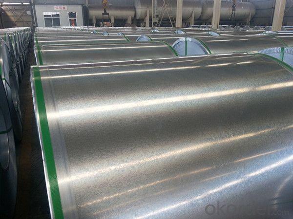 A653 CS Galvanized Steel Coils, SGCC, DX51D