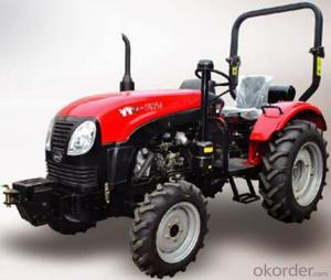 wheel tractor for argriculture reasonable priceTE254E