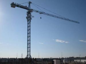 Tower Crane TC5610 Construction Equipment Building Machinery Sales