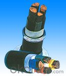 0.6/1kV PVC Insulation Flame Retardant Fire Resistant Power Cable