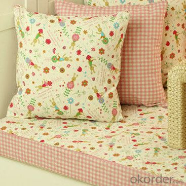 Beautiful Cushions for Children's Bed or Chair