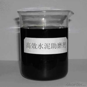 Cement Grinding Aid Sodium Lignosulfonate in High Quality