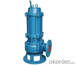 Auto Mill Submersible Sewage Pumps JYWQ